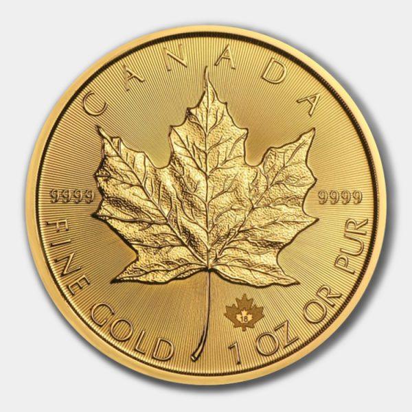 moneda-de-oro-1-oz-maple-leaf