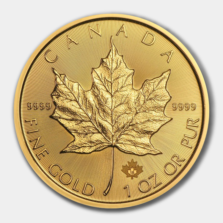 moneda-de-oro-1-oz-maple-leaf