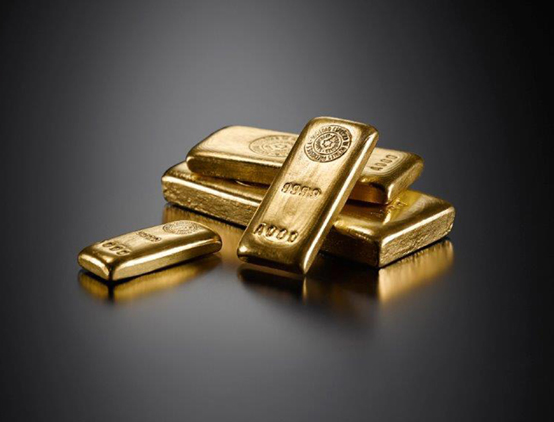 oro-lingotes